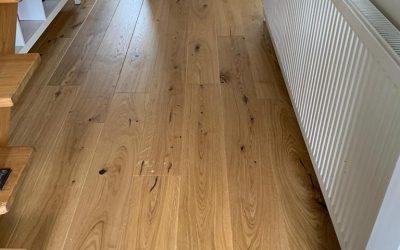 Engineered Click Flooring