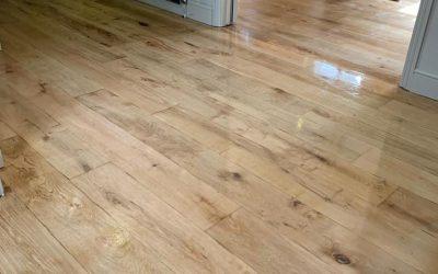Dark Oak, Solid Wood
